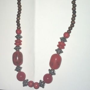 Jewelry - Beaded African Necklace